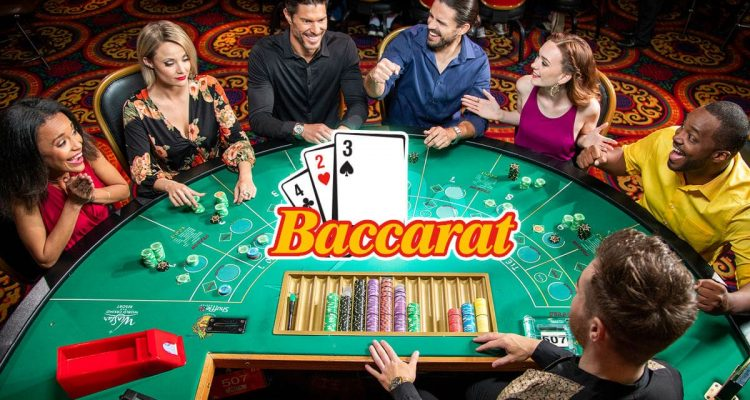 Tactics of Dealing with Baccarat