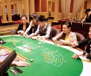 Online Baccarat Card Game