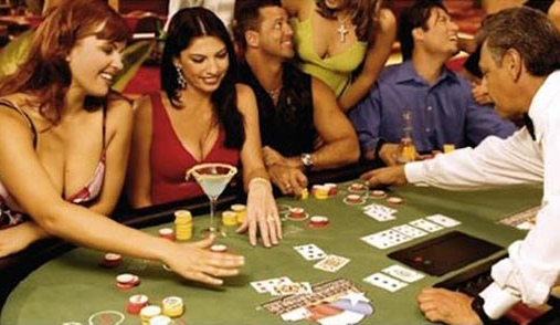 What should novice do in the casino?